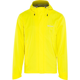 Gonso Save Light Rain Jacket Men, lemon